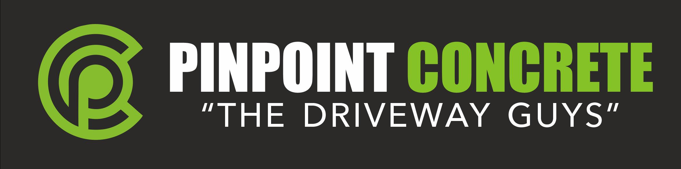 Pinpoint Concrete Logo