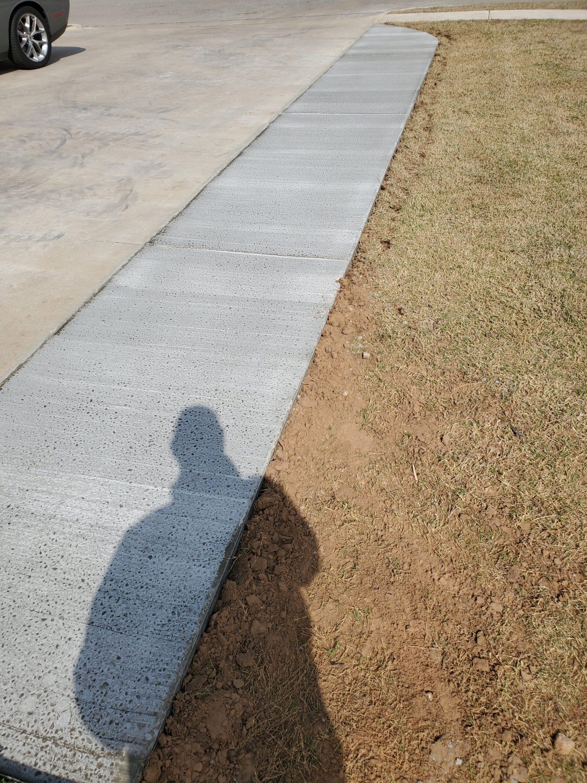 Driveway Extension Tulsa